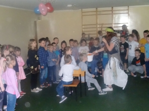 Andrzejki szkolne